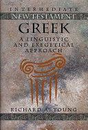 Intermediate New Testament Greek