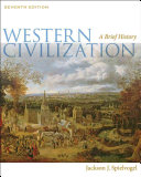 Cover of Western Civilization: A Brief History
