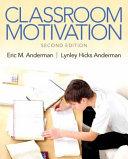 Classroom Motivation Book