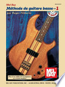 Electric Bass Method, Vol. 1 French Edition