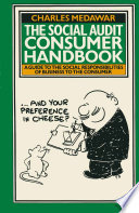 The Social Audit Consumer Handbook