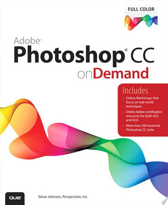 Adobe Photoshop CC on Demand