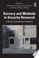 Secrecy and Methods in Security Research