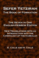Sefer Yetzirah the Book of Formation