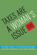 Taxes are a Woman s Issue