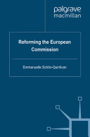 Reforming the European Commission - Seite ii