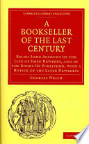 Bookseller Of The Last Century