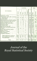 Journal of the Royal Statistical Society