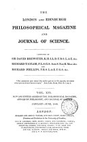 Pdf The London and Edinburgh Philosophical Magazine and Journal of Science