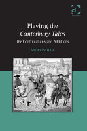 Playing the Canterbury Tales ebook