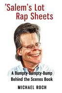 'Salem's Lot Rap Sheets