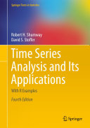 Time Series Analysis and Its Applications