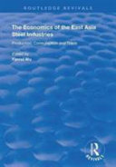 The Economics of the East Asia Steel Industries