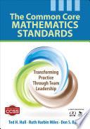 The Common Core Mathematics Standards Book PDF