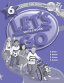 Let s Go   Third Edition  Level 6  Skill s Book Mit CD