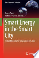 Smart Energy In The Smart City Book PDF