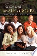 Successful Small Groups Book PDF