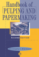 Pdf Handbook of Pulping and Papermaking