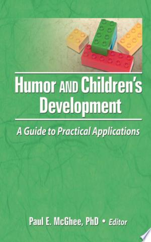 Download Humor and Children's Development PDF Book - PDFBooks