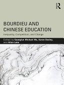 Pdf Bourdieu and Chinese Education
