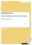 Islamic Banking Structure And Performance