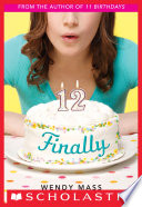 """Finally: A Wish Novel"" by Wendy Mass"