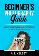 Beginner s Photography Guide Book