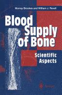 Pdf Blood Supply of Bone Telecharger