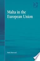 Malta in the European Union Book