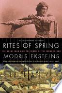 Rites of Spring Book