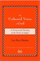 The Unheard Voice of God