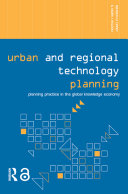 Pdf Urban and Regional Technology Planning Telecharger