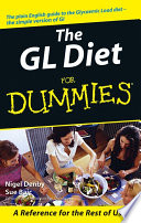 The Gl Diet For Dummies Book