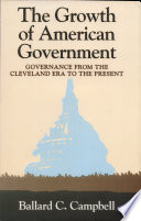 The Growth Of American Government