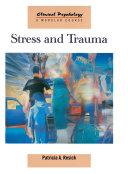 Stress and Trauma Pdf/ePub eBook