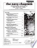 The Navy Chaplain Book
