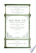 Young Folks' Treasury: Ideal home life :