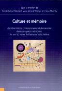 Culture et mémoire