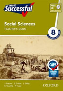 Books - Oxford Successful Social Sciences Grade 8 Teachers Guide | ISBN 9780199050437