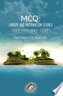 MCQ  LIBRARY AND INFORMATION SCIENCE FOR UGC NET SLET