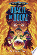 Oracle of Doom  The Library Book 3  Book