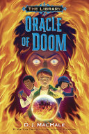 Oracle of Doom (The Library Book 3) Pdf/ePub eBook