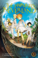 The Promised Neverland banner backdrop