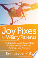 Joy Fixes for Weary Parents Book