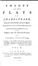 Pdf The most excellent tragedie of Romeo and Iuliet. 1597. The most lamentable tragedie of Romeo and Iuliet. 1609. The tragedy of Hamlet, prince of Denmarke. 1611. The tragedy of Othello, the Moore of Venice. 1622. Shakespeares sonnets and Louers complaint. 1609. The history of King Leir and his three daughters. 1605