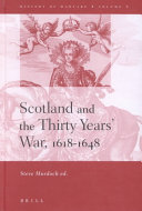 Scotland and the Thirty Years  War