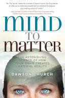 Mind to Matter Pdf/ePub eBook