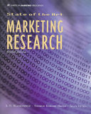 State Of The Art Marketing Research Book PDF