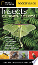 link to National Geographic pocket guide to the insects of North America in the TCC library catalog