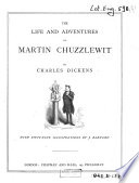 The Life and Adventures of Martin Chuzzlewit Book PDF